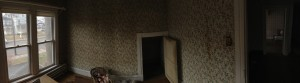 Creepy Doll Panorama