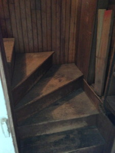 Attic Stairs