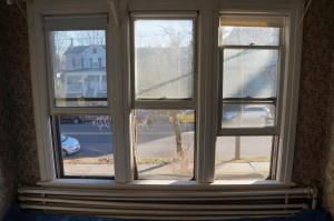front bedroom windows
