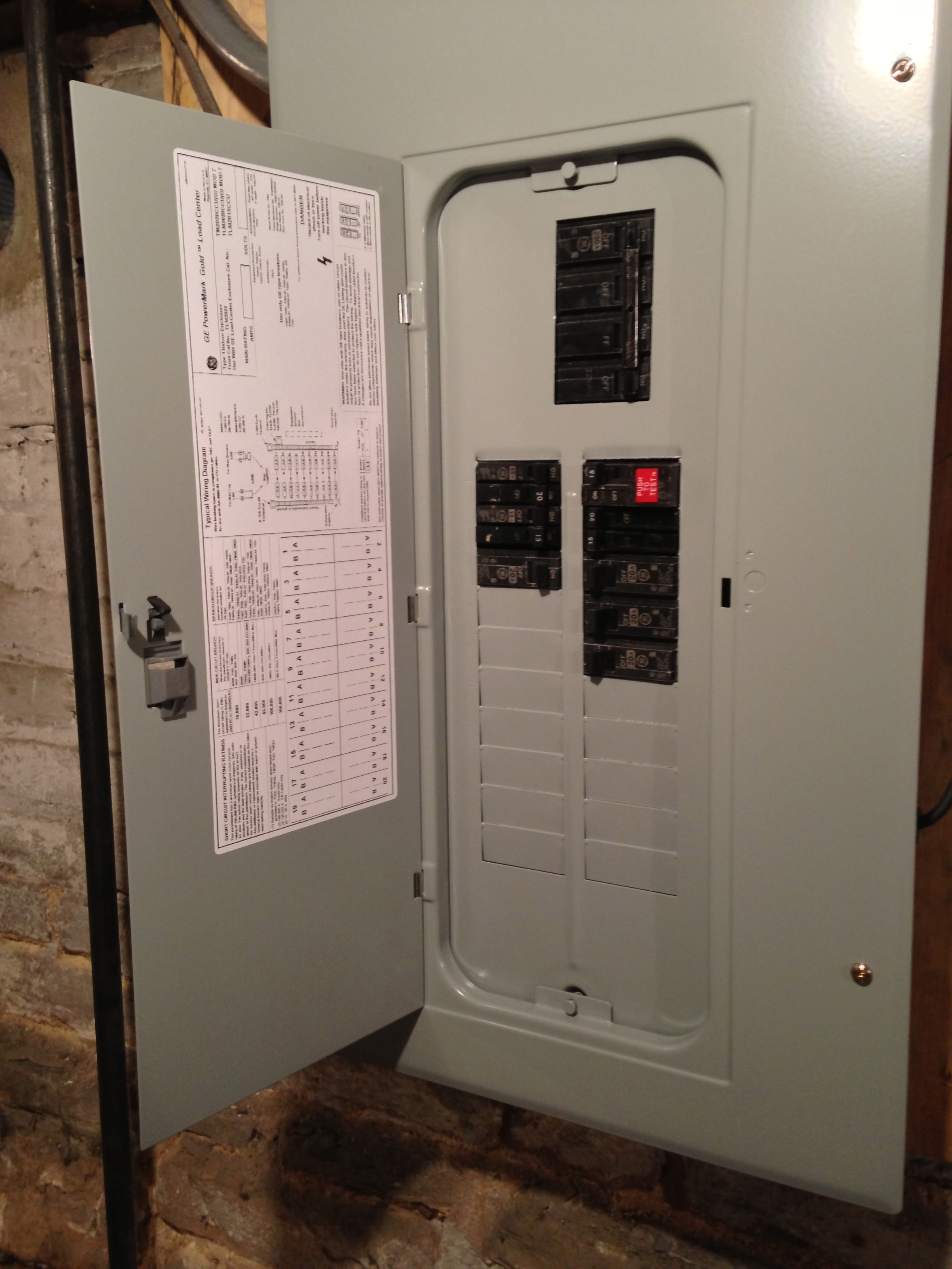 New Electrical Service Box | Victorian Home Renovation