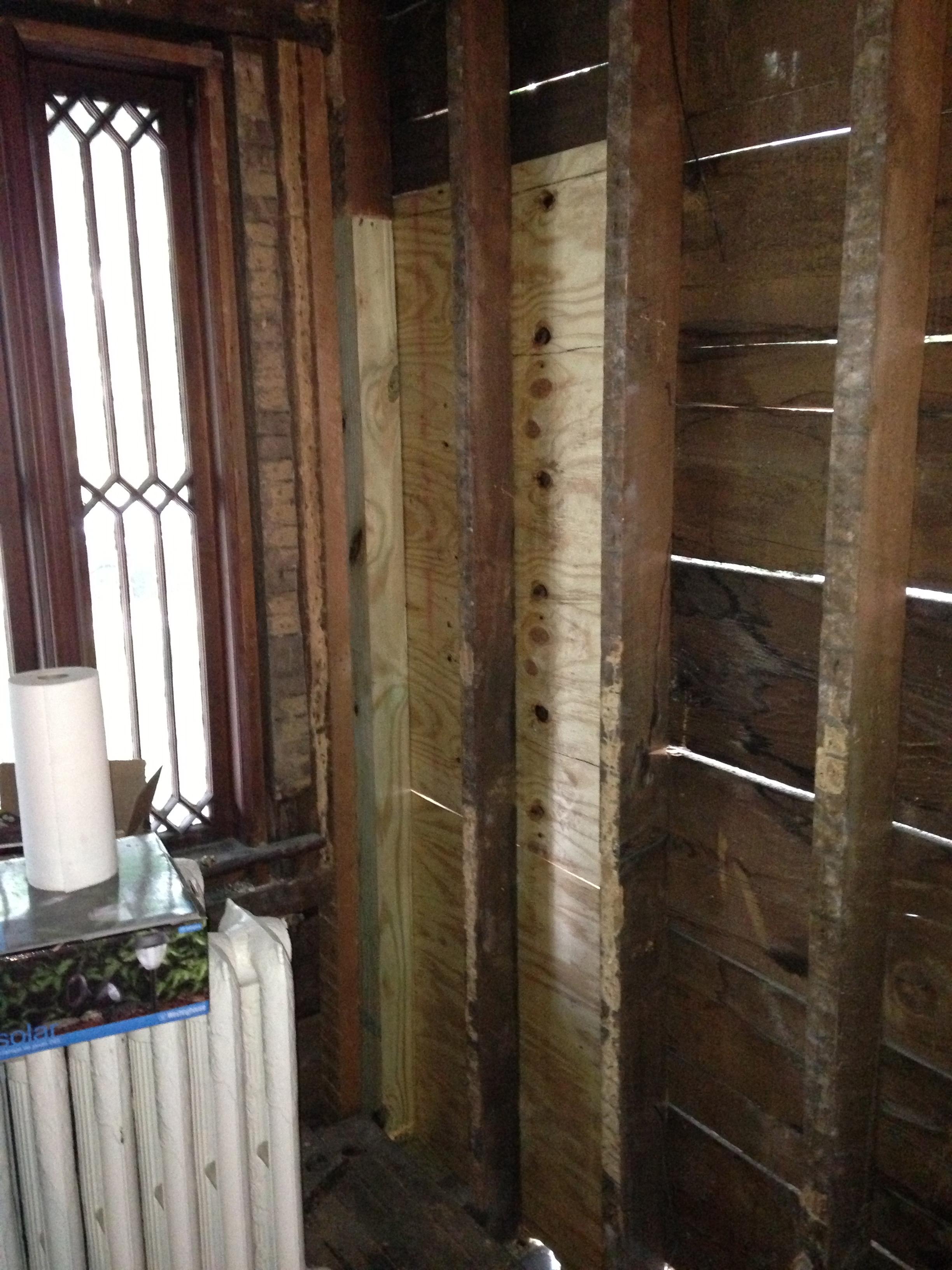 Major Termite Damage Victorian Home Renovation